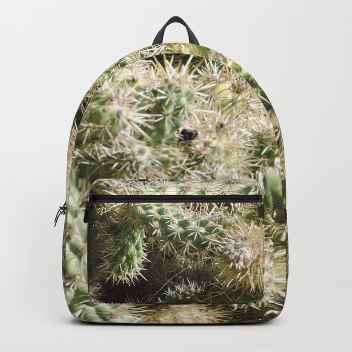 TEXTURES -- Munz's Cholla Backpack