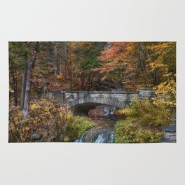 the Stone Bridge Rug