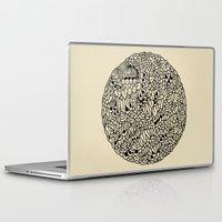 mandala Laptop & iPad Skins featuring Mandala by Marcelo Romero