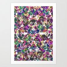 Jungle Sound Art Print