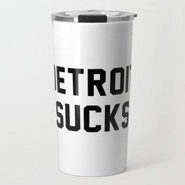 Detroit Travel Mug