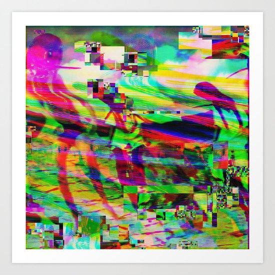āmeiza Art Print
