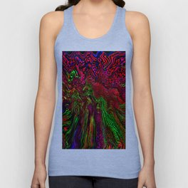 Shocking Unisex Tank Top
