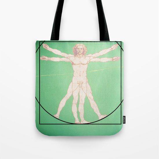 Vitruve Tote Bag