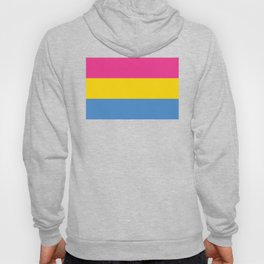 Pansexual Flag Hoody