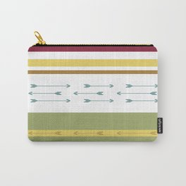 Arrows & Colours I Carry-All Pouch