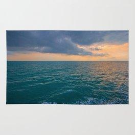 Glowing Horizon Rug