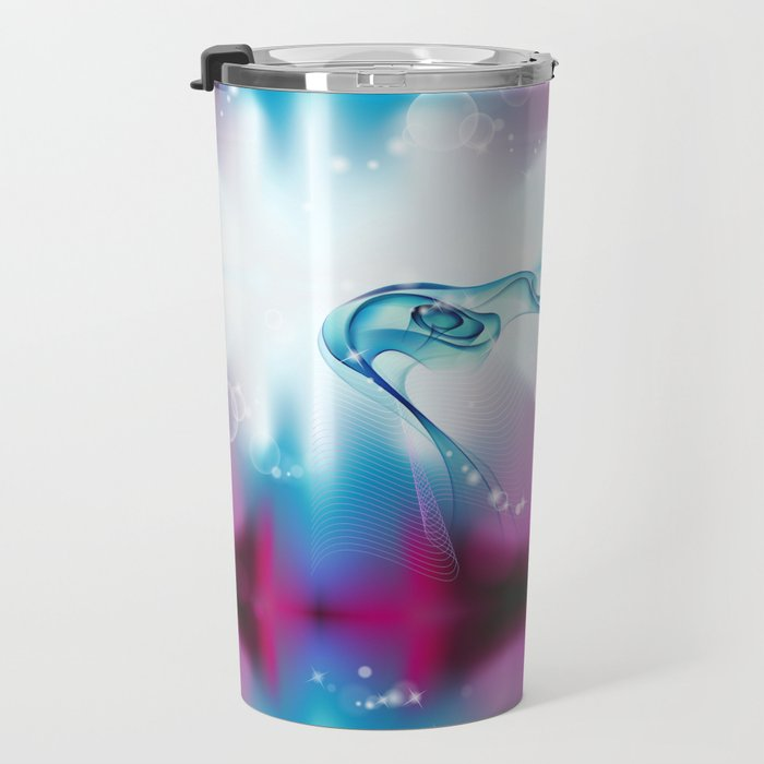 Under the Phantom Sea Travel Mug