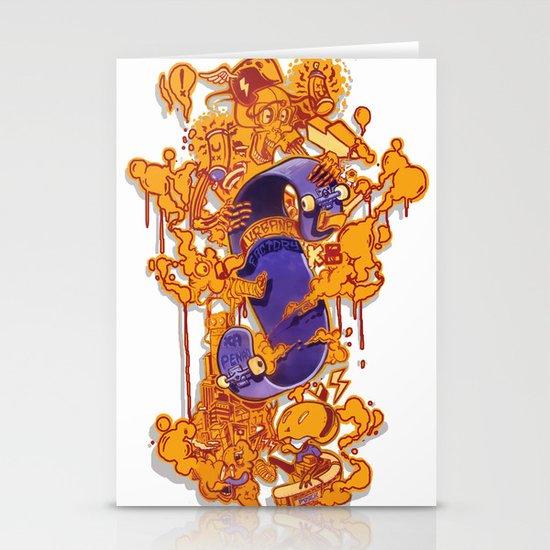 URBANA Stationery Cards