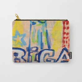 European Capital - Riga Carry-All Pouch
