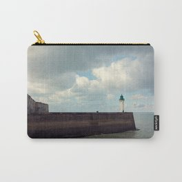Lighthouse at St. Valery-en-Caux Carry-All Pouch