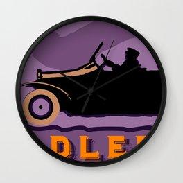 Adler autos 1913 Wall Clock