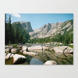 Colorado Film Canvas Print