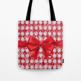 Merry Cannabis! Tote Bag