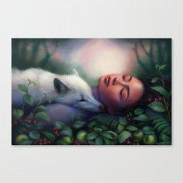 Peaceful Canvas Print