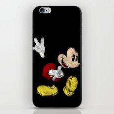 DISNEY MICKEY MOUSE: DARK MICKEY iPhone & iPod Skin