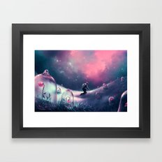 You belong to me Framed Art Print