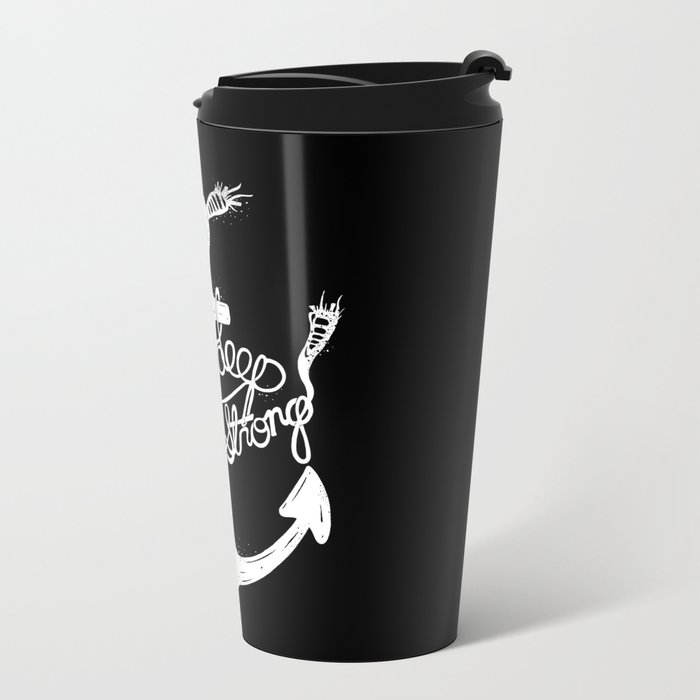 D/G DEEP Metal Travel Mug