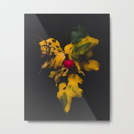 Flowers of the Bloodbell Chime Metal Print