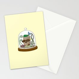 The jar of small things Stationery Cards