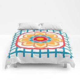 Scandi Candi Flower Comforters