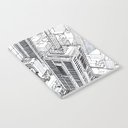 City view Notebook