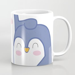 Cute Penguin Love Coffee Mug