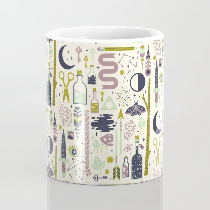 The Witch's Collection Coffee Mug