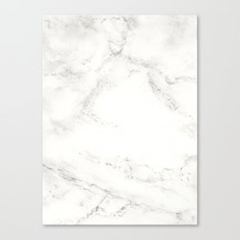 Marble by Hand Canvas Print