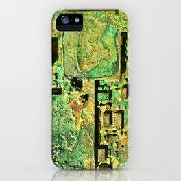 Electronic Integration XI iPhone Case