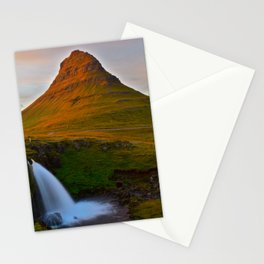 The Mountain & The Falls Stationery Cards