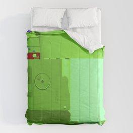 Floppy 666 Comforters