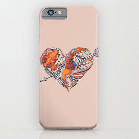 Form of Love iPhone & iPod Case