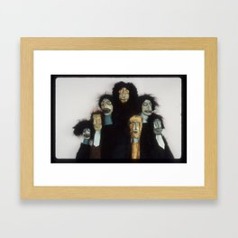 The Family Framed Art Print