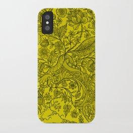 இ Ornamentic explosion இ iPhone Case