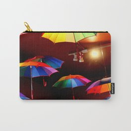 The Rainbow Party Lights Carry-All Pouch