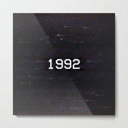 1992 Metal Print