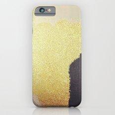Gold White Black iPhone 6 Slim Case