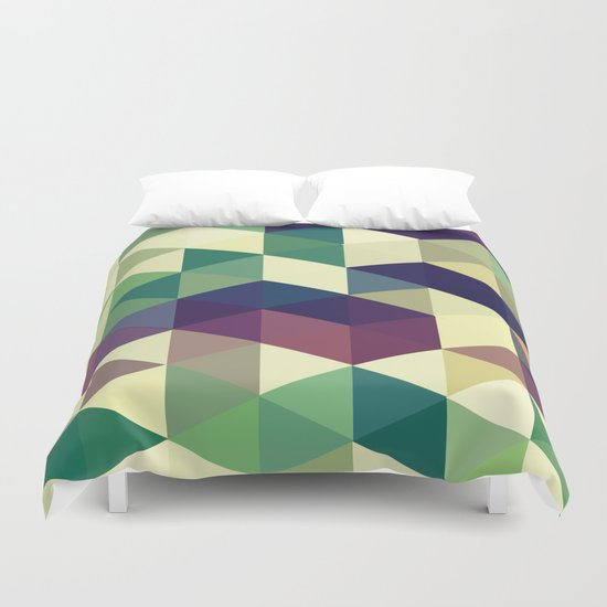 Fall At Your Feet Duvet Cover