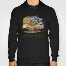 Pete the Porcupine Hoody