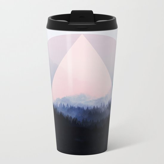 Woods 5X Metal Travel Mug