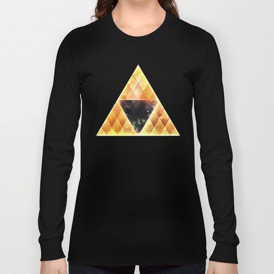 Triforce Long Sleeve T-shirt