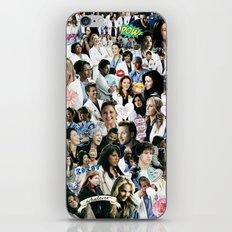 Greys Anatomy - Too Sassy for You iPhone Skin