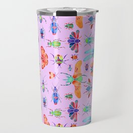 Beautiful Beetles Travel Mug