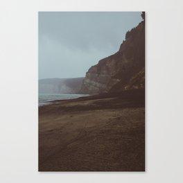 Beside The Ocean Canvas Print