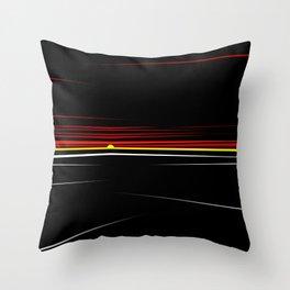 New Horizon Throw Pillow