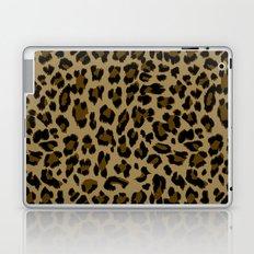 Leopard Print Pattern Laptop & iPad Skin