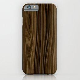 Elegant Wood 2 iPhone Case