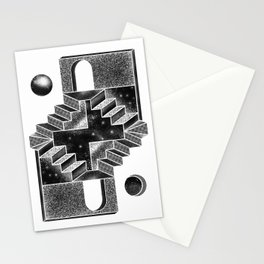 Other-Worldly II Stationery Cards
