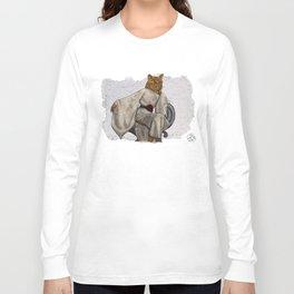 La Grande Dame, Couture Kitty Long Sleeve T-shirt